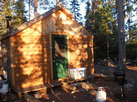 Century Lodge Koaskauta Lake Outpost
