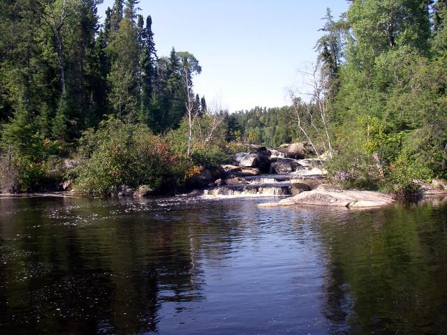 Crow Rock Rowdy Lake Outpost