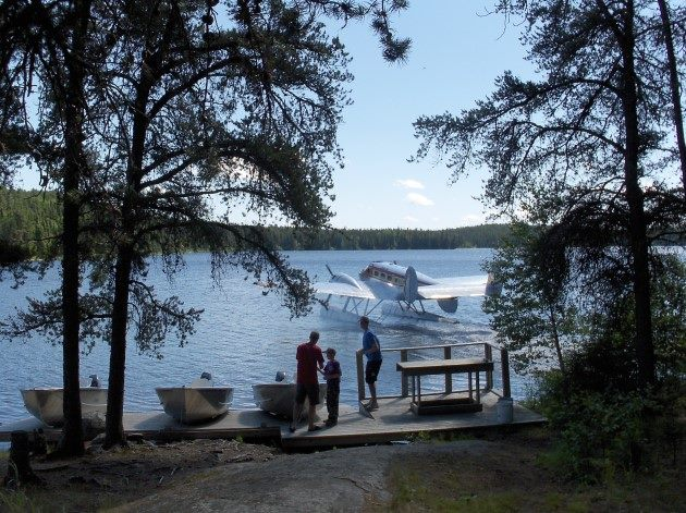 Chimo Lodge & Outposts Schultz Lake Outpost