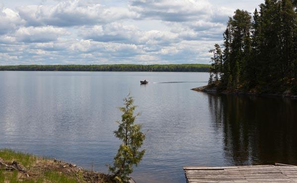 Discovery Lake Lodge Zarn Lake Outpost
