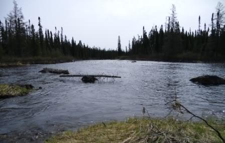 Eddie North's Attawapiskat River Adventures Beteau Lake Outpost