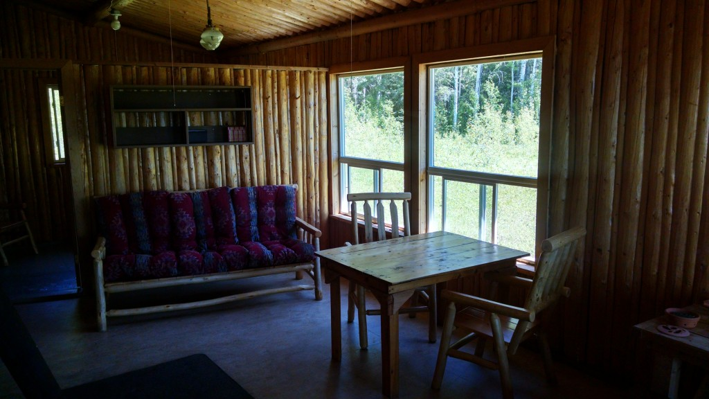 Birch Bark Lodge