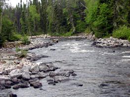 Eddie North's Attawapiskat River Adventures Black Birch Lake Outpost