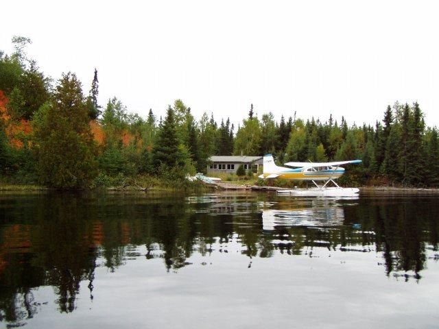 Eva Lake Resort & Outposts Byers Lake Outpost
