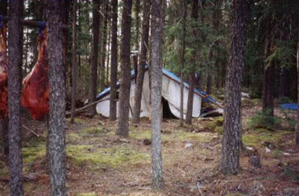 Excellent Adventures Brokenmouth Lake Campsite