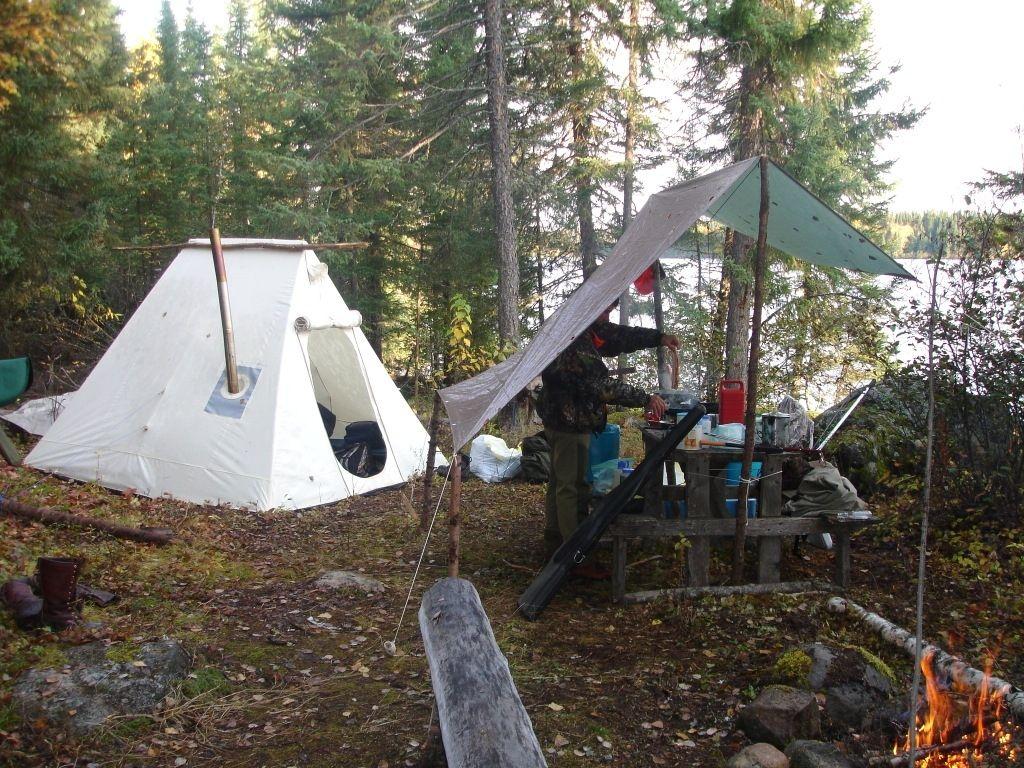 Excellent Adventures Bertha Lake Campsite