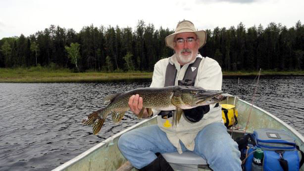 Gateway North Outfitters Fishtrap Lake Outpost