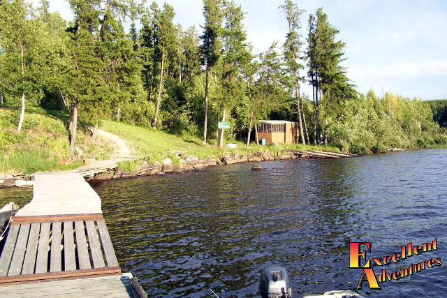 Excellent Adventures Headwaters Lake Outpost