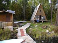 Eva Lake Resort & Outposts Hematite Lake Outpost