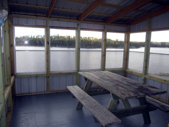 Gateway North Outfitters Jones Lake Outpost