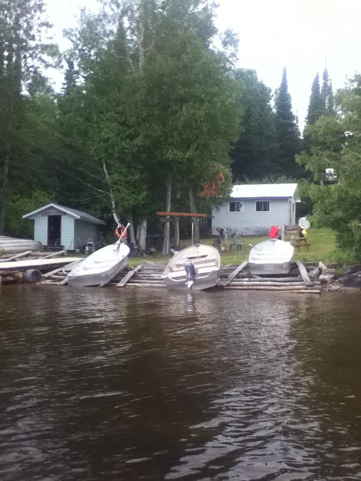 Garson's Fly-In Outposts Lacelles Lake Outpost