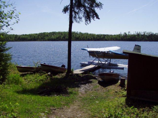Eva Lake Resort & Outposts Lodge Lake Outpost