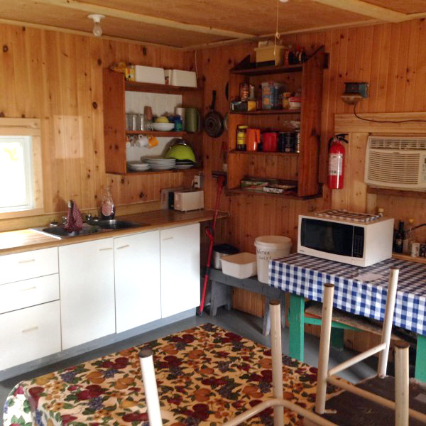 Glassy Bay Outfitters Middle Bark Lake Outpost