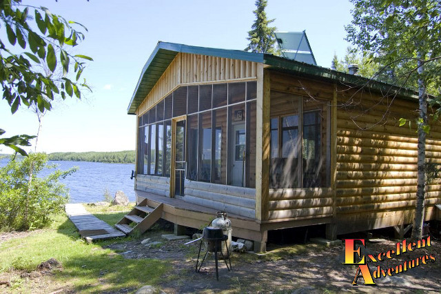 Excellent Adventures Papaonga Lake Outpost
