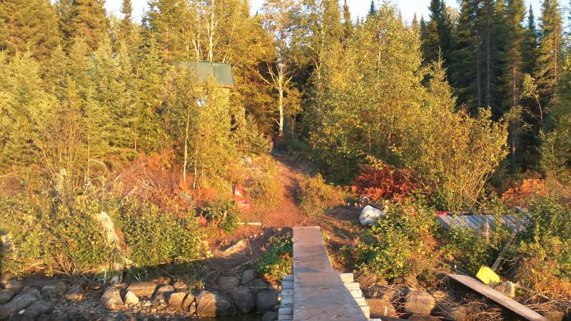 Eddie North's Attawapiskat River Adventures Richter Lake Outpost