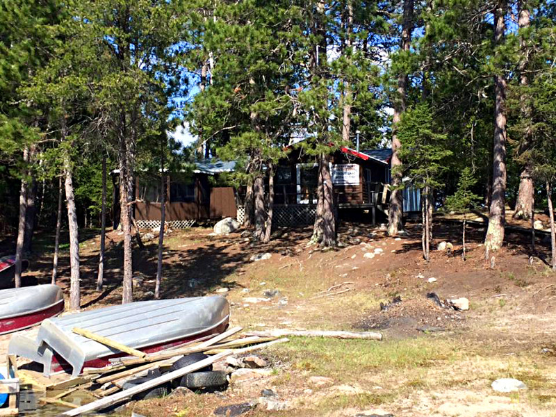 Gateway North Outfitters Trout Lake Outpost