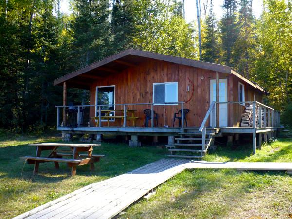 Hawk Air Anaharea Lake Outpost