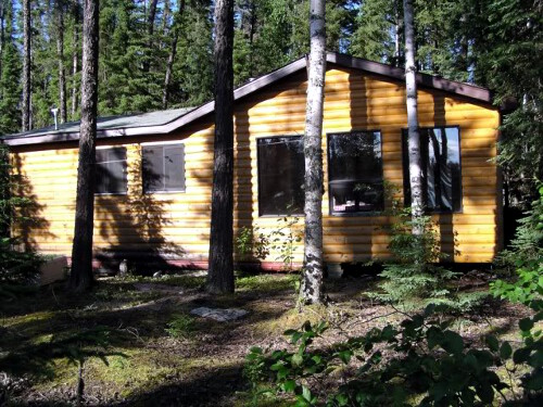 Hidden Bay Lodge Armit Lake Outpost