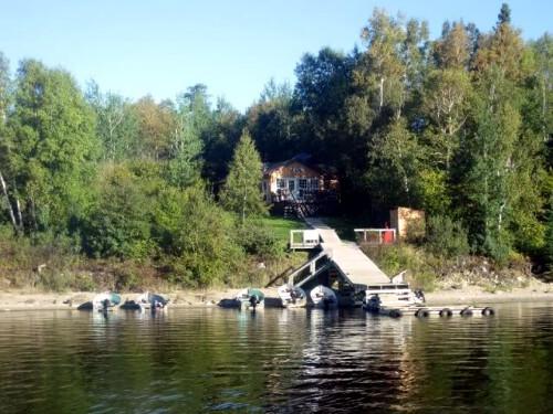 Hidden Bay Lodge Blackstone Lake Outpost