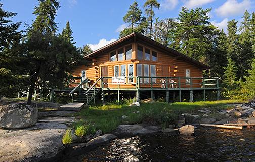 Halley's Camps Dowswell Lake Outpost