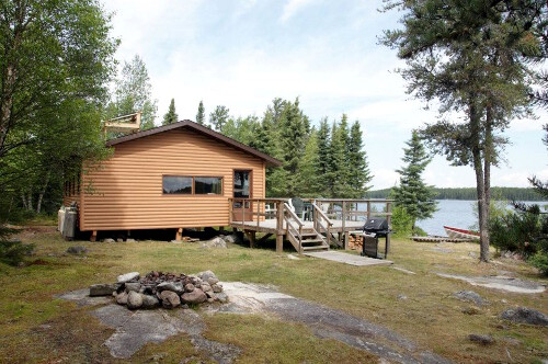 Howey Bay Resort George Lake Outpost