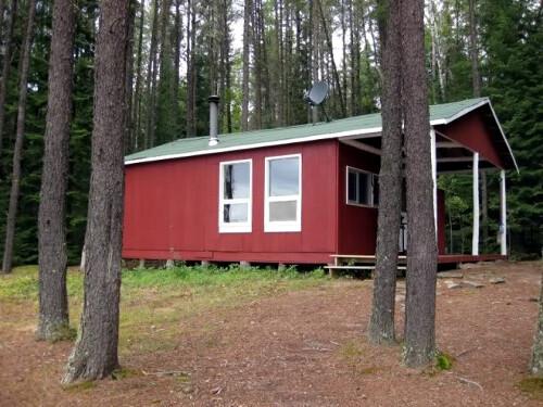 Hidden Bay Lodge Highstone Lake Outpost