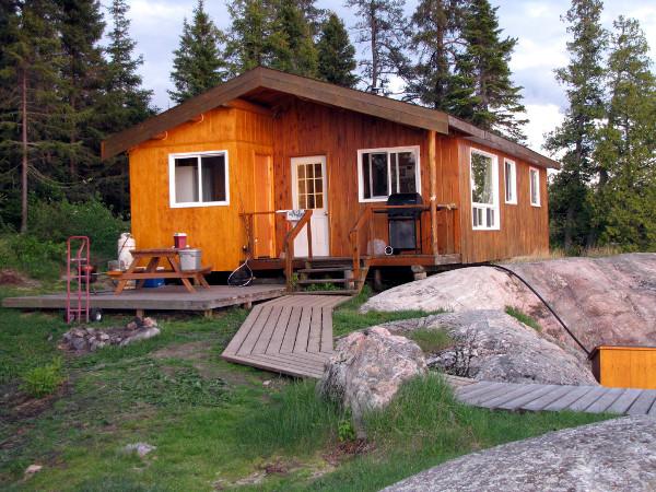 Hawk Air Little Missinaibi Lake Outpost