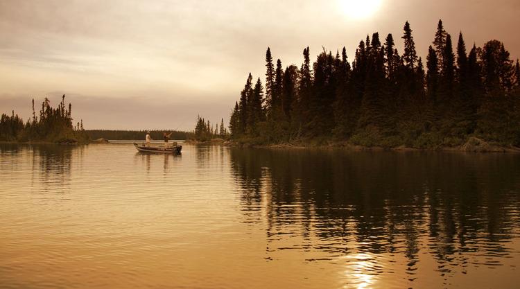 Hidden Bay Lodge Miniss Lake Outpost