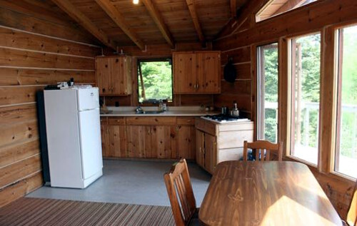 Halley's Camps Moosehorn Lake Outpost