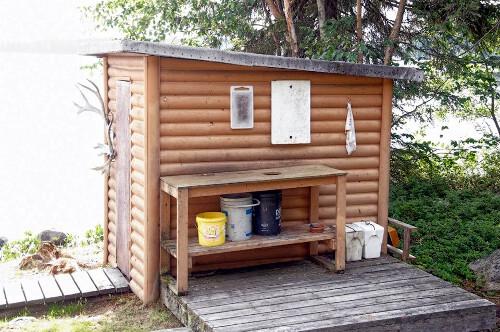 Howey Bay Resort Odin Lake Outpost