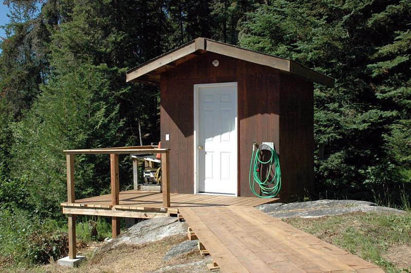 Hawk Air Pichogan Lake Outpost