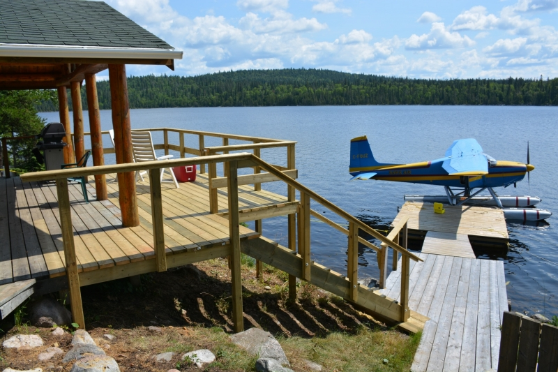 Hawk Air Upper Duffy Lake Outpost