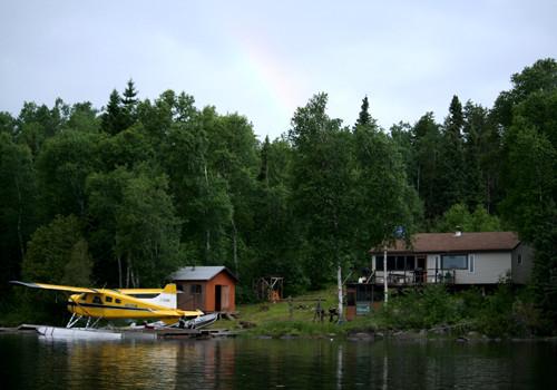 Ignace Outposts Flindt Lake Outpost