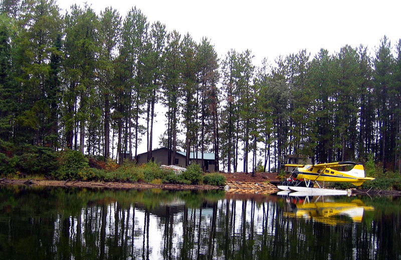 Ignace Outposts Irene Lake Beach Outpost