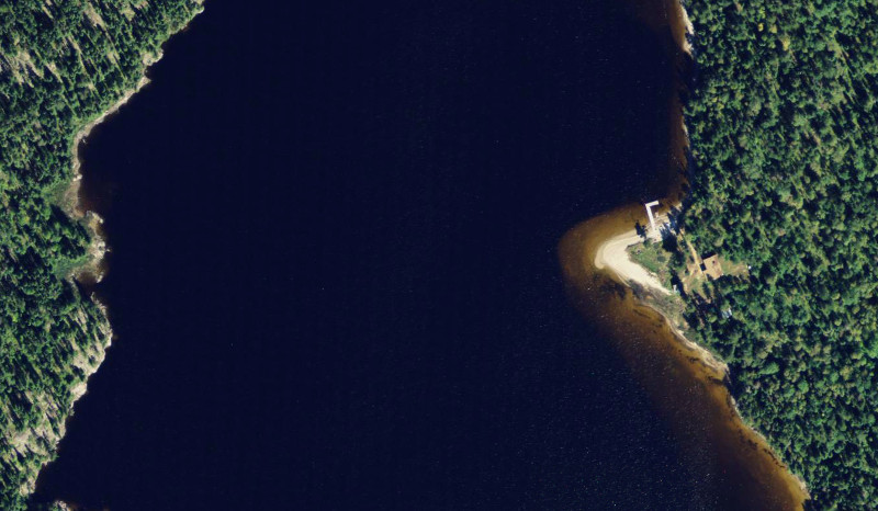 Ignace Outposts Seseganaga Lake Outpost 1