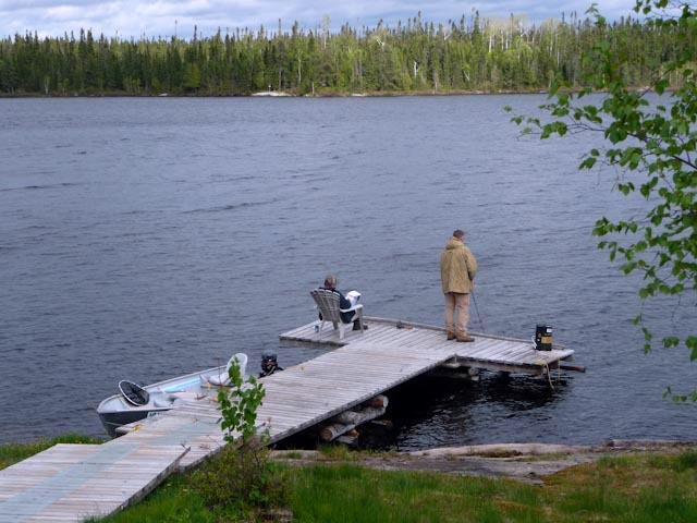 Ignace Outposts Seseganaga Lake Outpost 2