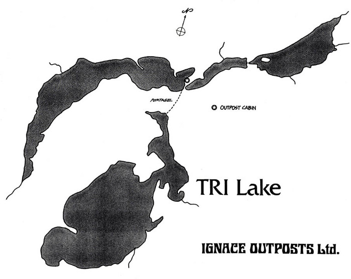 Ignace Outposts Tri Lake Outpost