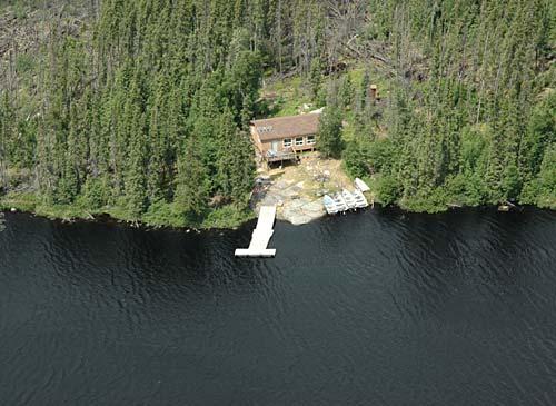 Kabeelo Lodge Bertha Lake Outpost