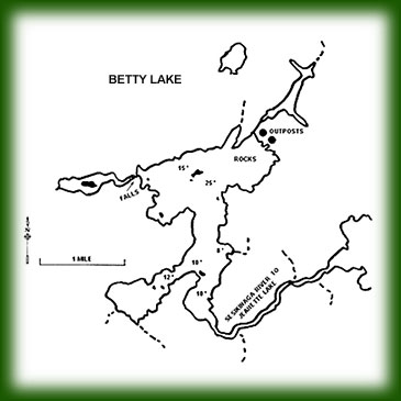 Kabeelo Lodge Betty Lake Outpost