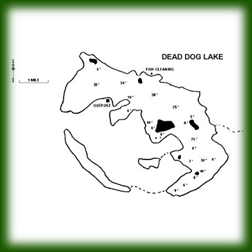 Kabeelo Lodge Dead Dog Lake Outpost