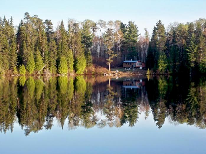 Kanipahow Wilderness Resort Embarass Lake Outpost