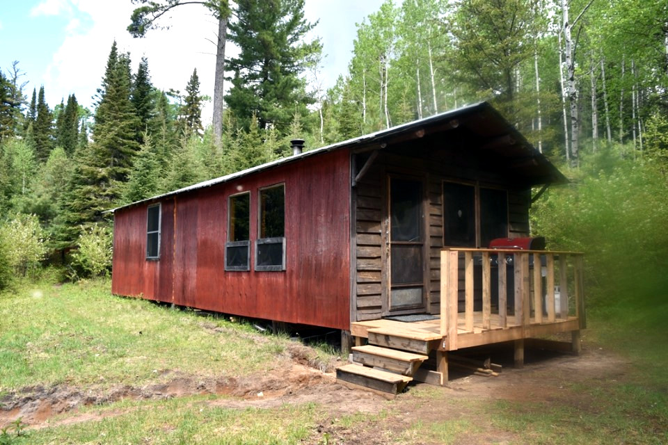 Kanipahow Wilderness Resort Northwind Lake Outpost