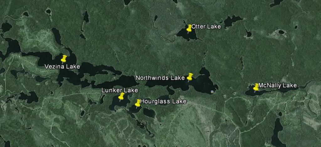 Kanipahow Wilderness Resort Northwind Lake Outpost