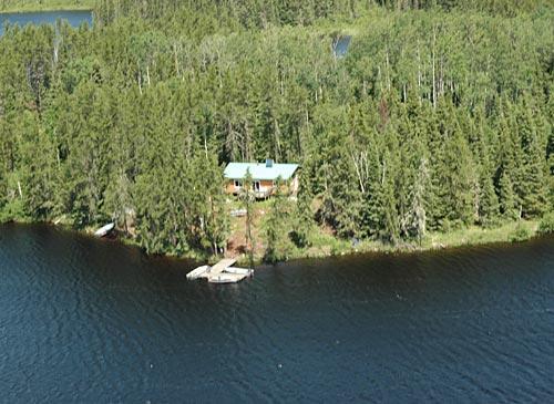 Kabeelo Lodge Okanse Lake Outpost