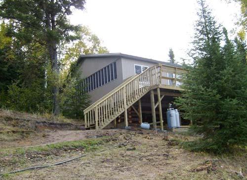 Kabeelo Lodge Perrigo Lake Outpost