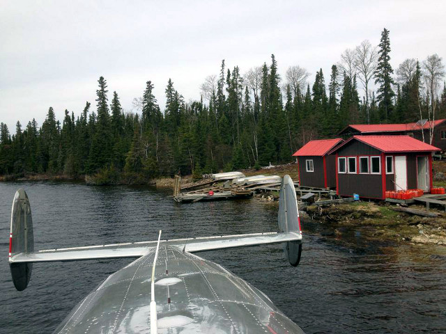 KayAir Service and Outposts Birch Lake Outpost
