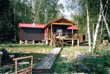 KayAir Service and Outposts Casummit Lake Outpost