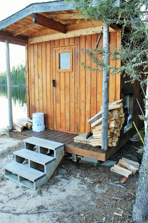 Kashabowie Outposts Gridiron Lake Outpost