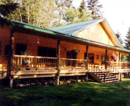Kelly's Castaway Lodge