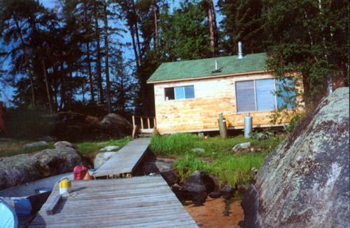 Kelly's Castaway Lodge Kishkutena Lake Outpost